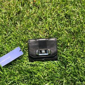 Handbags - Rebecca Minkoff- Black Mini Wallet
